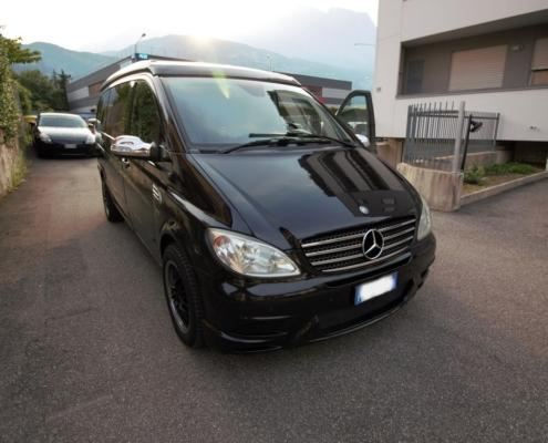 Mercedes Viano W639