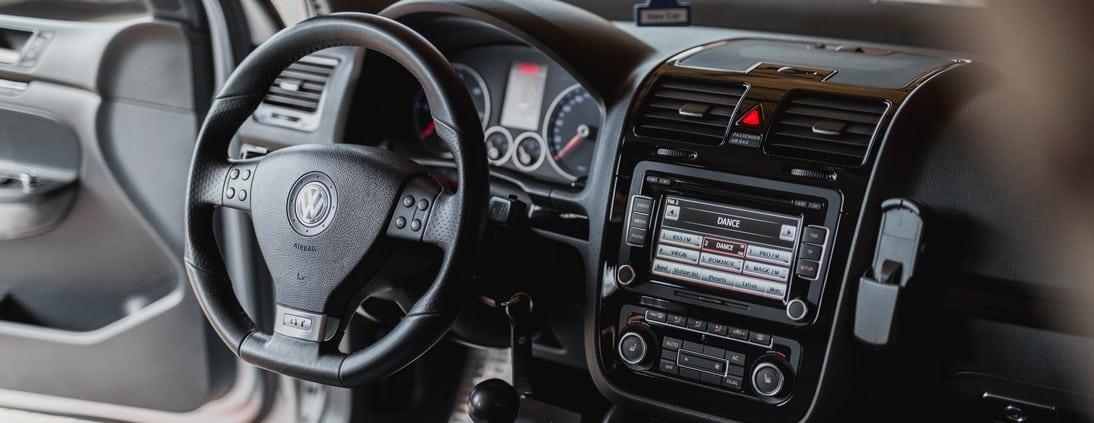 Autoradio su VW