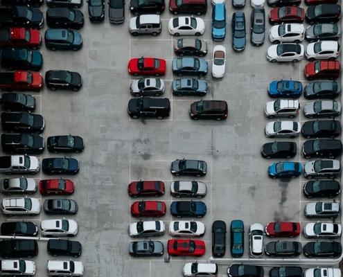 parcheggi sempre piu difficili