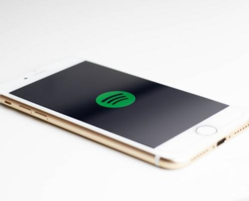 app spotify su iphone